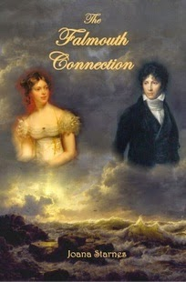 Book Cover - The Falmouth Connection by Joana Starnes