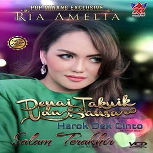 Ria Amelia - Denai Takuik Uda Sansaro (Full Album)