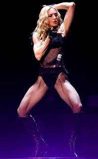 Hottest Entertainer Madonna