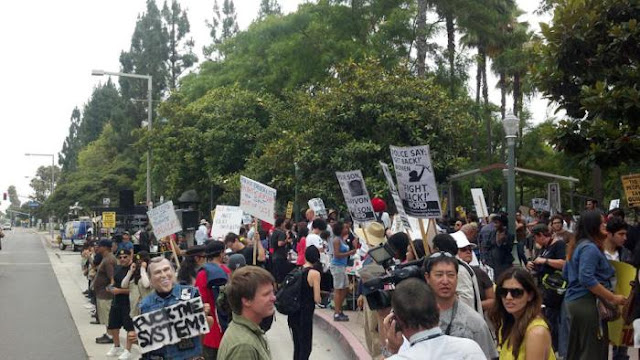 Northbay MDS: Human Rights abuse in Anaheim