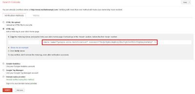 Cara Submit Sitemap Blog dengan Mudah ke Webmaster