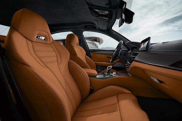 Interior BMW M5 Competition