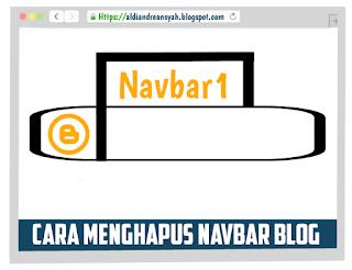 Navbar blog