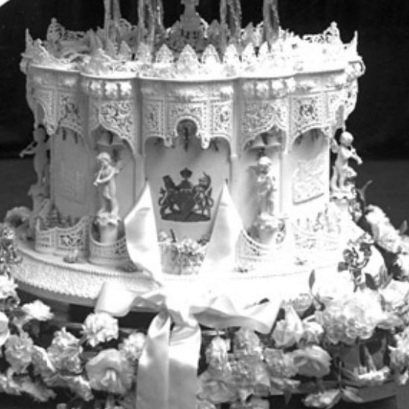 duke and duchess of windsor wedding cake of 13780