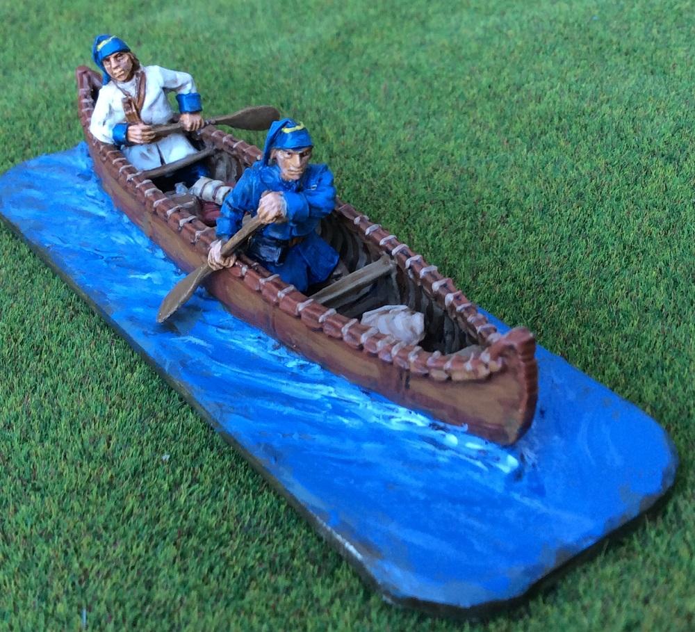 Northstar bois kayak