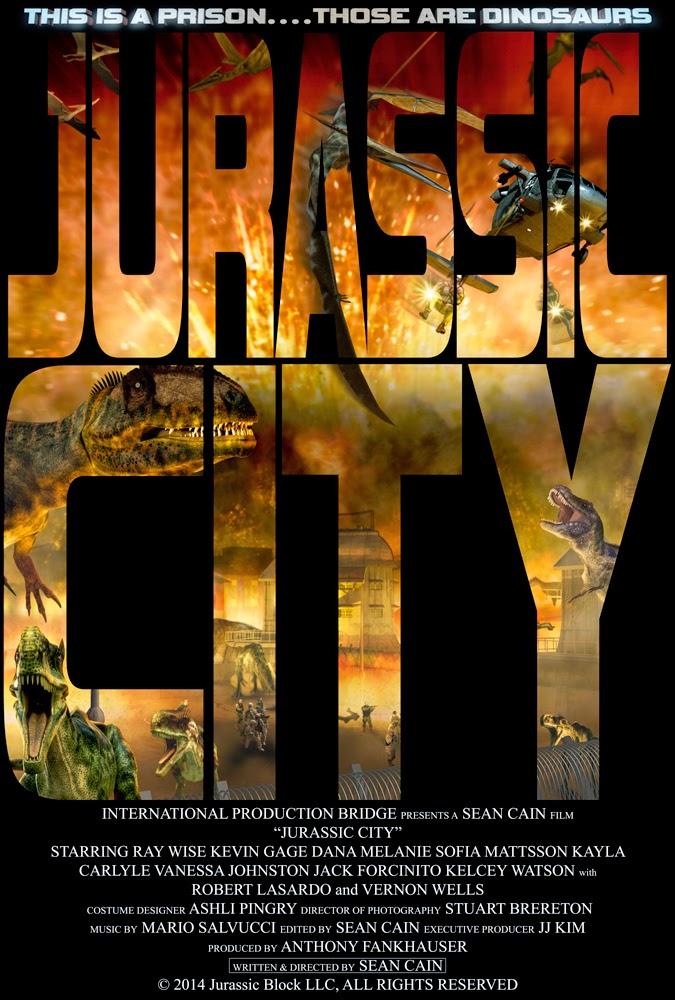 Jurassic City จูราสสิค ซิตี้ ฝูงพันธุ์ล้านปีถล่มเมือง [HD][พากย์ไทย]