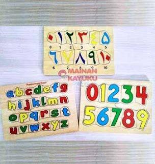 Puzzle Anak Seri 07 Termurah