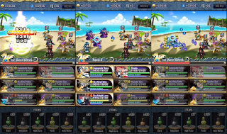 Brave Frontier Full Characters Opened MOD Unlimited Crystals Apk Android Latest Update Gratis Download