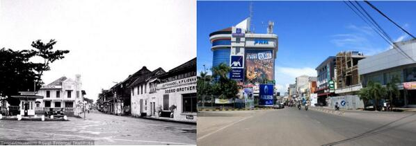 Makassar Tempo Dulu dan Sekarang