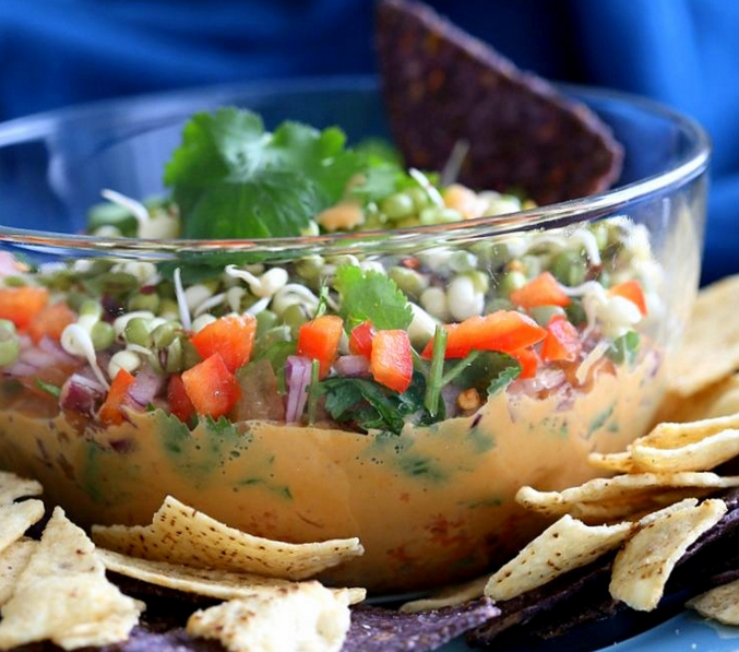 65 Vegan March Madness Recipes! Dips, Snacks And One-Bite