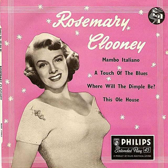 Mambo italiano. Rosemary Clooney