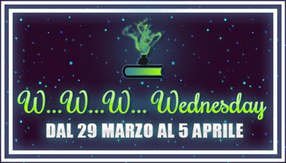 W...W...W... Wednesdays #31