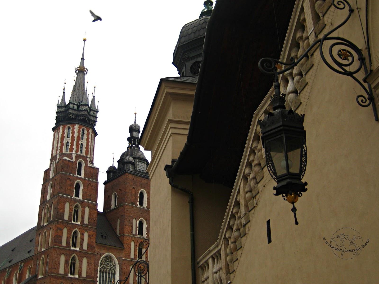 Kraków -trudne miasto precli, gołębi i smogu