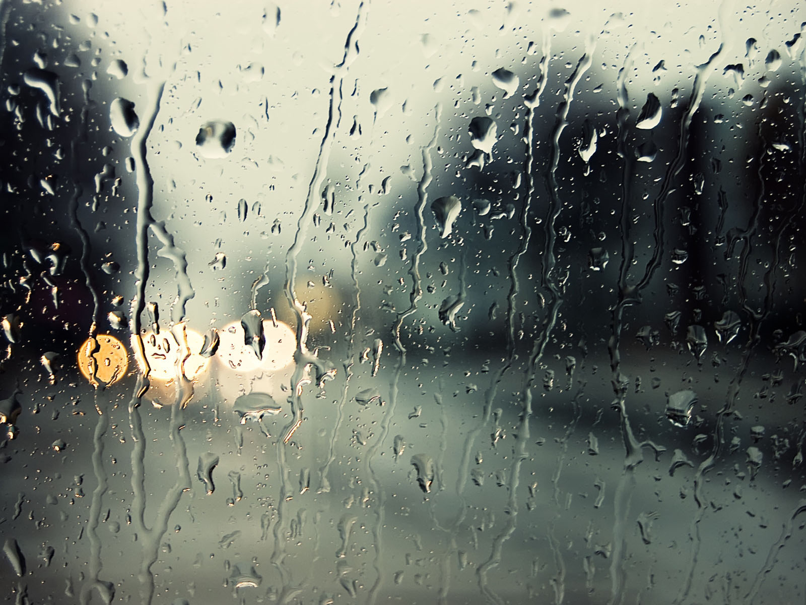 Wallpapers Rainy Morning Wallpapers