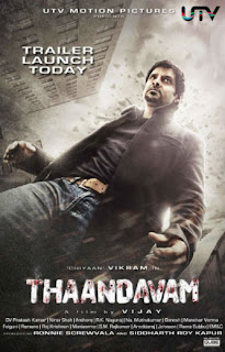 Vikram's Thaandavam trailer launch Picture
