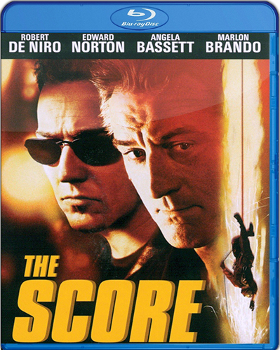 The Score [2001] [BD25] [Latino]