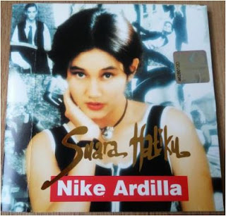 Download Lagu Nike Ardila Album Suara Hatiku Mp3 Full Rar