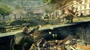 tai tro choi Sniper Shoot cho dien thoai cam ung