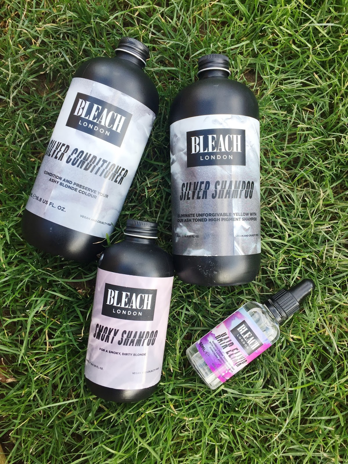 Bleach London Silver Shampoo And Conditioner The Review Molly