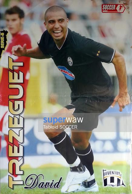 David Trezeguet Juventus