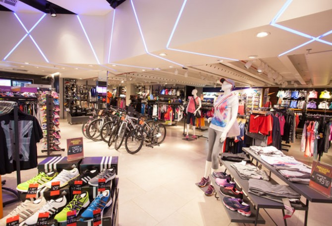62e10bcdb Paquetá Esportes reinaugura loja do Barra Shopping neste com ...