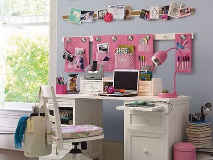 Ideas for children's study areas 7