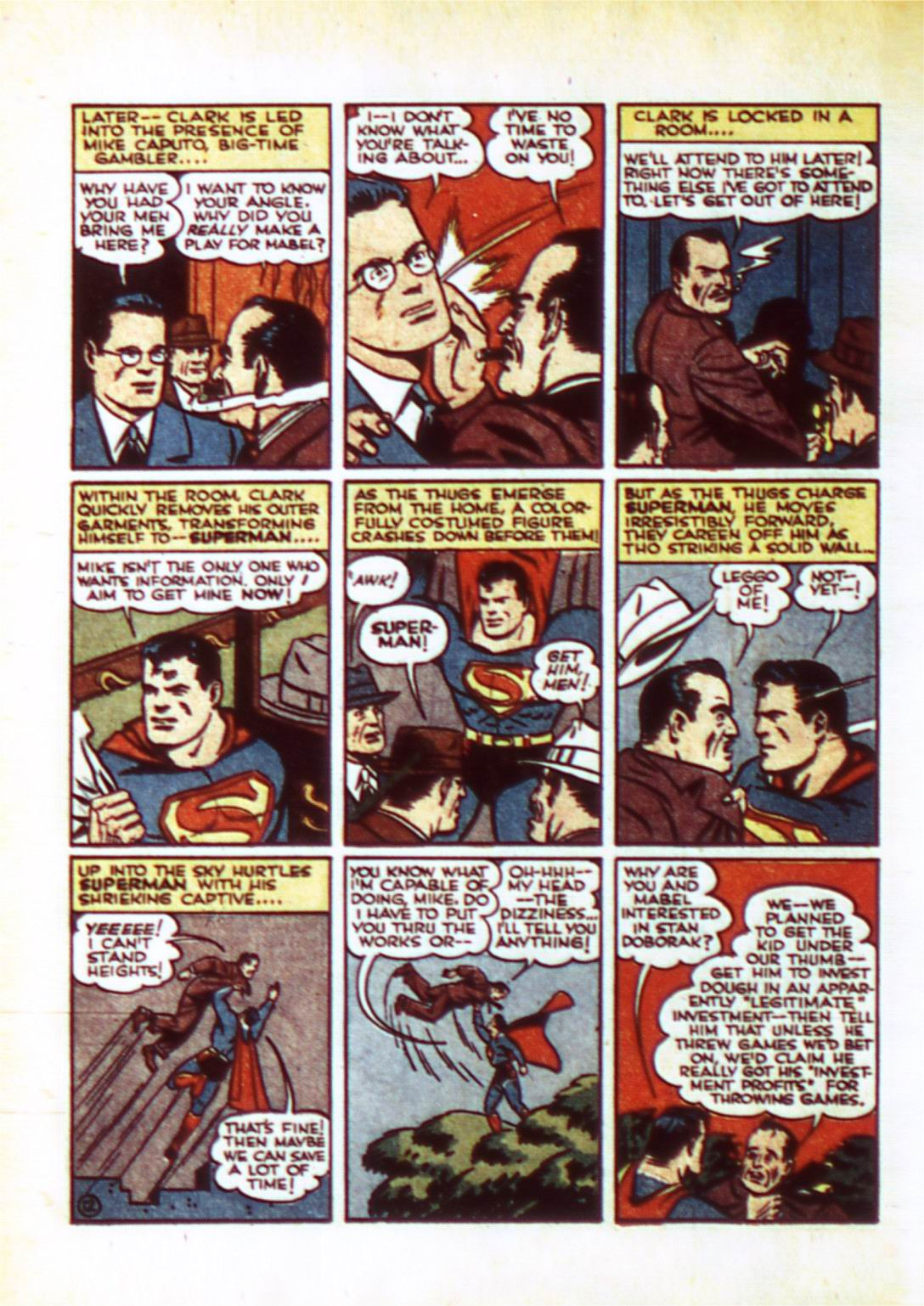 Read online Action Comics (1938) comic -  Issue #50 - 17