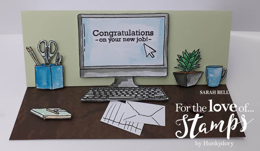 congratulations on your new office
