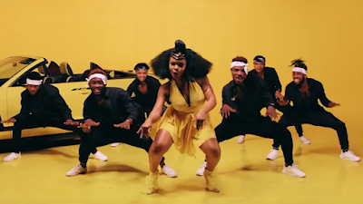 Video Yemi Alade - Go Down