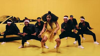 Video Yemi Alade - Go Down