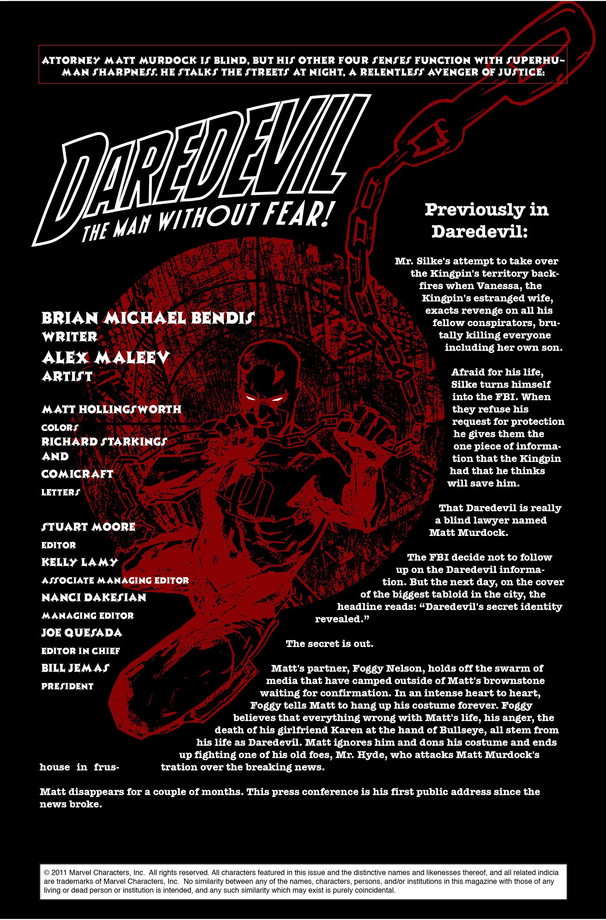 Daredevil (1998) 36 Page 2