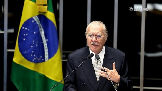 Sarney relata em gravação que Lula se arrependeu da eleição de Dilma