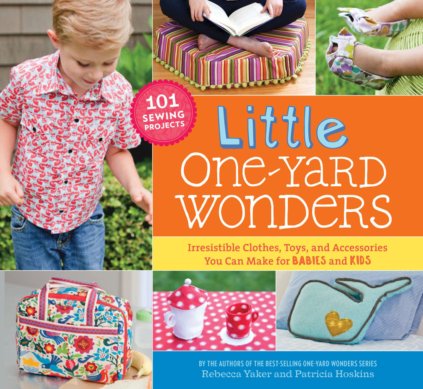 Little One-Yard Wonders- book review