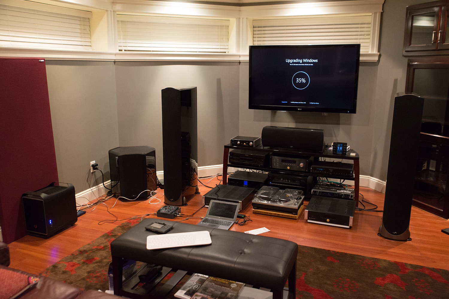 Archimago's Musings: MEASUREMENTS: Audiophile Sound and Operating