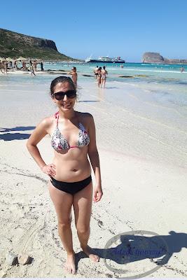 Adzik tworzy - szycie bikini, przeróbka kostiumu kąpielowego