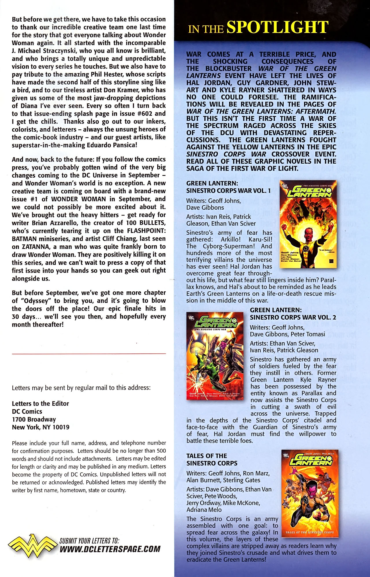Read online Wonder Woman (2006) comic -  Issue #613 - 23