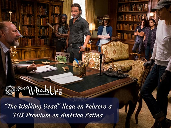 The-Walking-Dead-Febrero-FOX-Premium-América-Latina