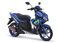 Menilik Lebih Jauh Yamaha Motor Aerox Terbaru yang Bertenaga Tinggi