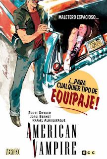 American Vampire #4