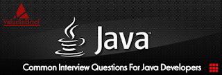 Common Interview Questions For Java Developers