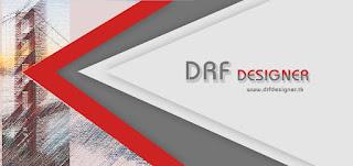 Arte Capa DRF Designer Facebook (tamanho ideal para facebook)