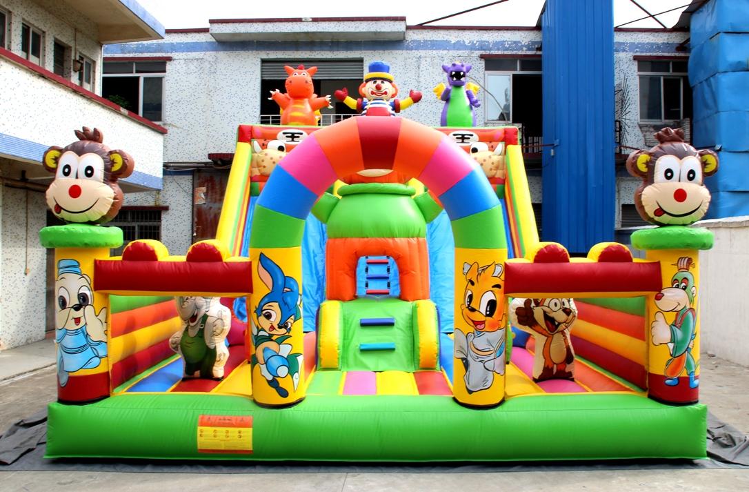 rumah balon | istana balon | balon loncat 49