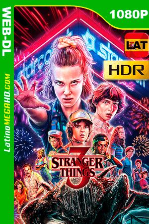 Stranger Things 3 (Serie de TV) Temporada 3 (2019) Latino HDR WEB-DL 1080P ()