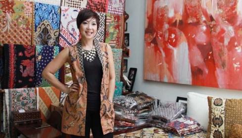Linda Sudarsono, Desainer Muda Yang Mengharumkan Nama #BatikIndonesia di Negeri Sakura
