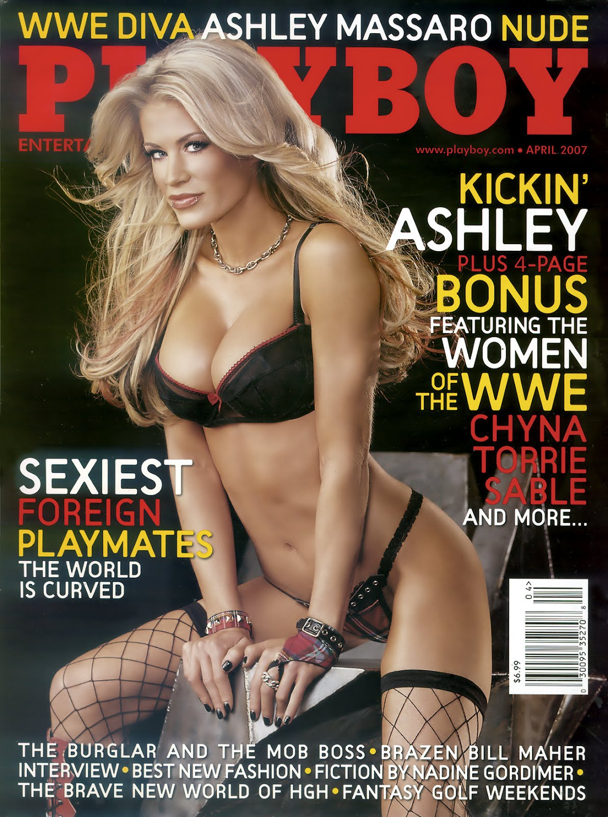 Women Of Wrestling Who Posed Nude 76