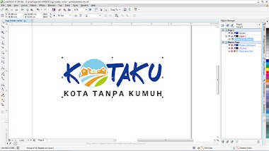 logo kotaku vector format cdr editable