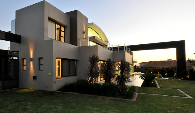 Modern south African home