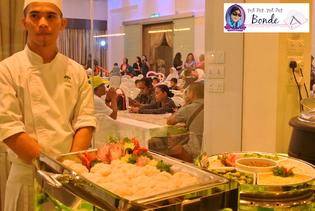 BUFFET RAMADHAN MURAH DI BANGI GOLF RESORT DENGAN 200 MENU DISAJIKAN, BGR, GOFF RESORT, BUFFET RAMADHAN, BUFFET MURAH,