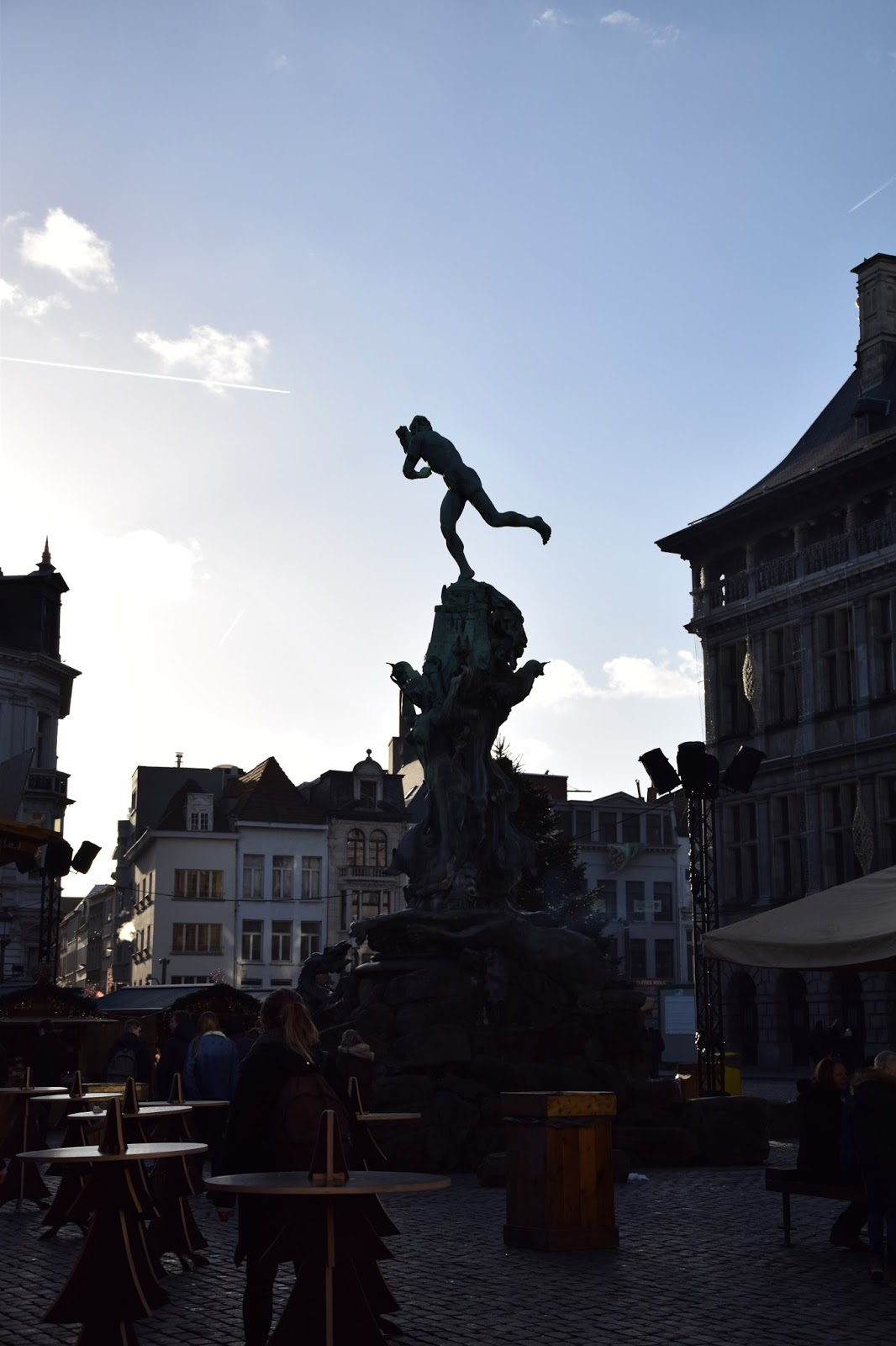 Antwerpia zwedzanie
