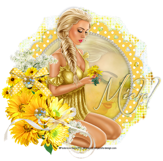 ~°*°• Summer Yellow •°*°~